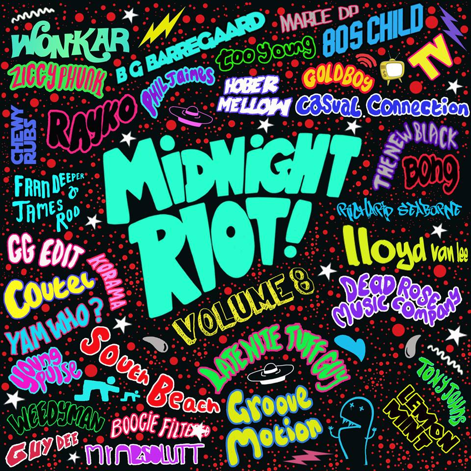 Midnight Riot 8
