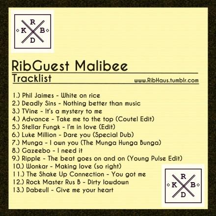 RibGuestPlaylist