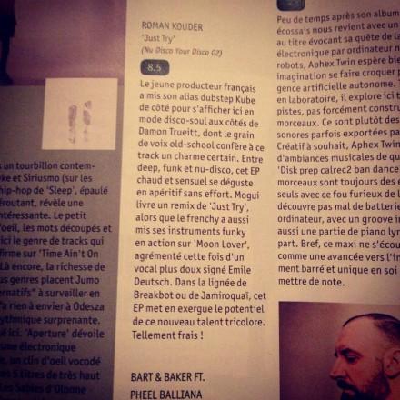 DJ Mag France - RK Review