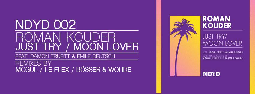 Roman Kouder - NDYD002