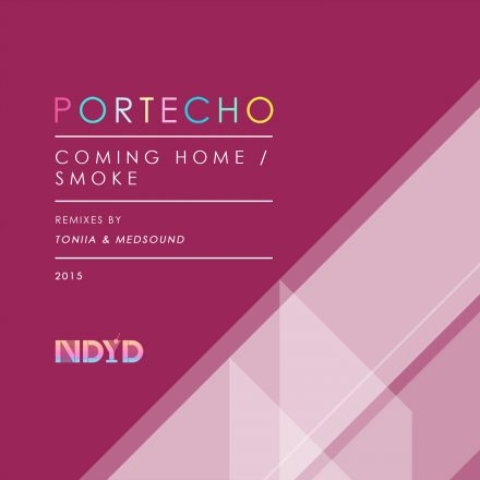 Portecho_NDYD_EP_Cover_Big