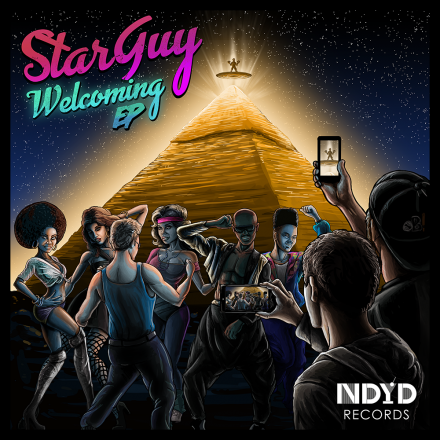 StarGuy Welcoming EP COVER PNG 300 DPI 1000X1000